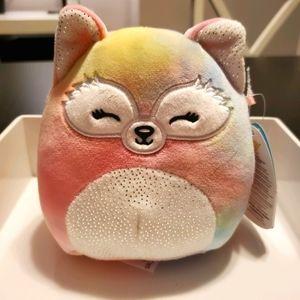 """Squishmallows Naya the fox, 5"""" plush"""